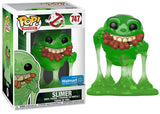 Slimer w/ Hot Dogs (Translucent, Ghostbusters) 747 - Walmart Exclusive