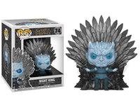 Night King (Iron Throne, 6-Inch, Game of Thrones) 74  [Damaged: 6.5/10]