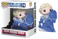 Elsa Riding Nokk (Rides, Frozen 2) 74