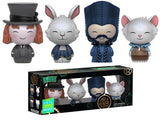Dorbz Alice Through The Looking Glass 4-Pack - 2016 Summer Convention Exclusive [Damaged: 7.5/10]