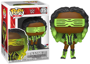 Naomi (WWE) 75  [Damaged: 7.5/10]