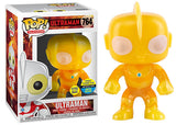 Ultraman (Glow in the Dark) 764 - 2019 Toy Tokyo/ SDCC Exclusive  [Damaged: 7.5/10]
