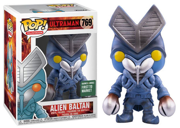 Alien Baltan (Ultraman) 769 - Barnes & Noble Exclusive Pre-Release  [Damaged: 7.5/10]