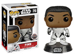 Finn (Stormtrooper) 76 - Gamestop Exclusive  [Damaged: 7/10]