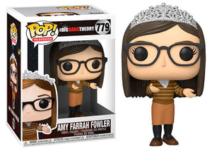 > Amy Farrah Fowler (Tiara, Big Bang Theory) 779