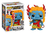 Fudo Myo-O (Legendary Creatures & Myths) 77 - Three Tides Tattoo Exclusive  [Condition: 7/10]