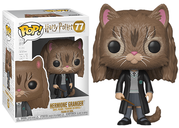 Hermione Granger (As Cat) 77  [Damaged: 7.5/10]