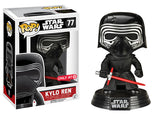 Kylo Ren (Hoodless) 77- Target Exclusive  [Damaged: 7/10]