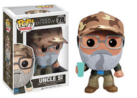 Uncle Si (Duck Dynasty) 78 **Vaulted** [Damaged: 6/10]