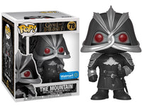 The Mountain (Masked, 6-Inch, Game of Thrones) 78 - Walmart Exclusive  [Damaged: 7.5/10]