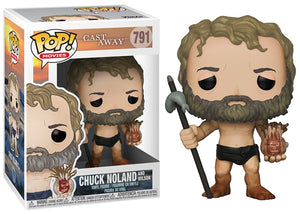 > Chuck Noland & Wilson (Cast Away) 791