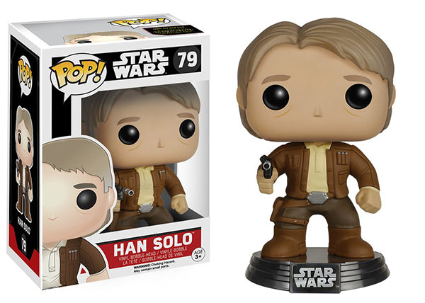 Han Solo 79  [Damaged: 6/10]