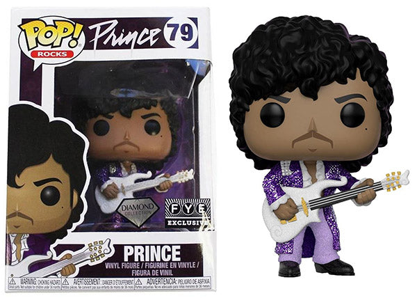 Prince (Diamond Collection) 79 - FYE Exclusive [Damaged: 7.5/10]