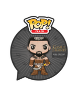 Pop Flair Iron-On Patches Game of Thrones - Khal Drogo