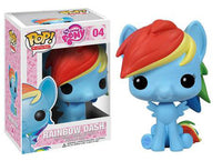 Rainbow Dash (My Little Pony) 04  [Damaged: 7.5/10]