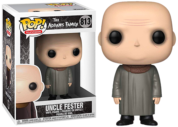 > Uncle Fester (The Addams Family) 813