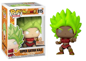 Super Saiyan Kale (Glow, Dragonball Super) 815 - Box Lunch Exclusive