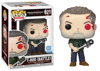 > T-800 (Battle, Terminator Dark Fate) 821 - Funko Shop Exclusive