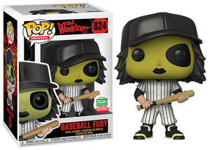 > Baseball Fury (Green, The Warriors) 824 - Funko Shop Exclusive