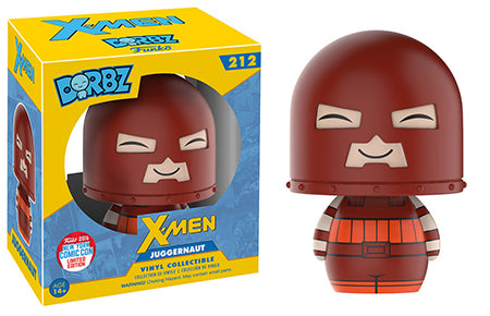 Dorbz Juggernaut 212 - 2016 NYCC Exclusive  [Damaged: 7.5/10]
