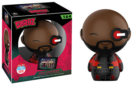 Dorbz Deadshot (Eye Scope, Suicide Squad) 164 - 2016 NYCC Exclusive