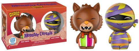 Dorbz Fruit Brute & Yummy Mummy (Ad Icons) 2-Pack - Funko Shop Exclusive /2000 made