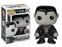 Blackest Night Superman 83 - GameStop Exclusive