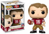 Joe Montana (San Francisco 49ers, NFL) 84  [Damaged: 7.5/10]