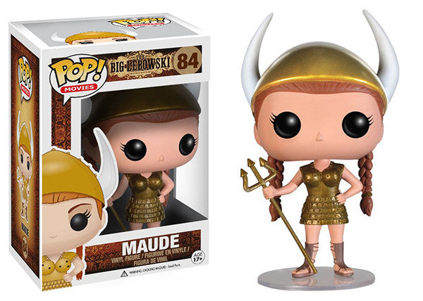 Maude (The Big Lebowski) 84  [Damaged: 6/10]