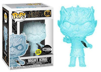 Night King (Crystal, Glow in the Dark, Game of Thrones) 84 - HBO Shop Exclusive  [Damaged: 7.5/10]