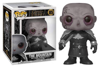 The Mountain (Unmasked, 6-Inch, Game of Thrones) 85  [Damaged: 7.5/10]