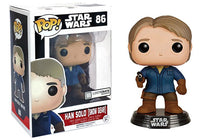 Han Solo (Snow Gear) 86 - Loot Crate Exclusive Pop Head