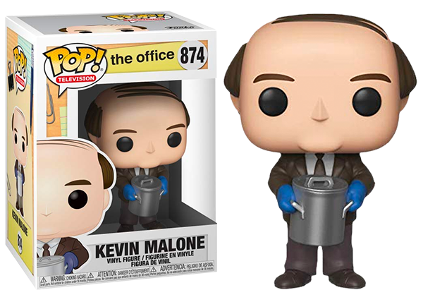 Kevin Malone (The Office) 874  [Damaged: 7.5/10]