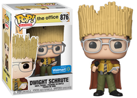 Dwight Schrute (Hay King, The Office) 876 - Walmart Exclusive