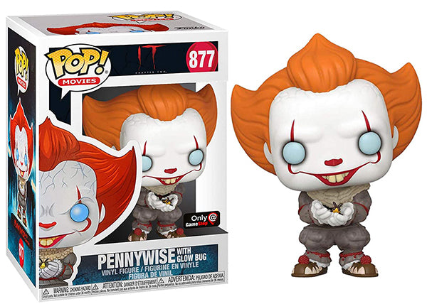 Pennywise (w/ Glow Bug, IT Chapter 2) 877 - GameStop Exclusive