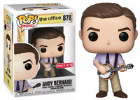Andy Bernard (w/Banjo, The Office) 878 - Target Exclusive