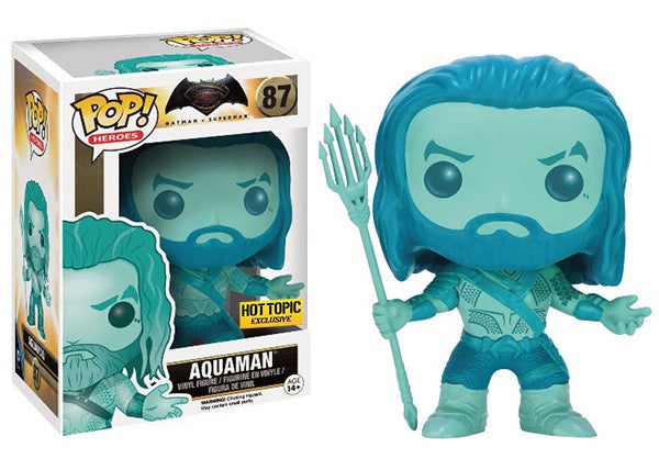 Aquaman (Ocean, Batman vs Superman) 87 - Hot Topic Exclusive  [Damaged: 7.5/10]