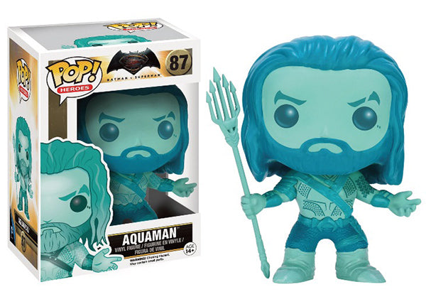 Aquaman (Ocean, Batman vs Superman) 87  [Damaged: 7/10]