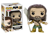 Aquaman (Batman vs Superman) 87  **Vaulted**  [Damaged: 7/10]