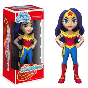 Rock Candy Wonder Woman (Super Hero Girls)