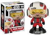 Nien Nunb (X-Wing) 88 - Gamestop Exclusive  [Damaged: 7/10]