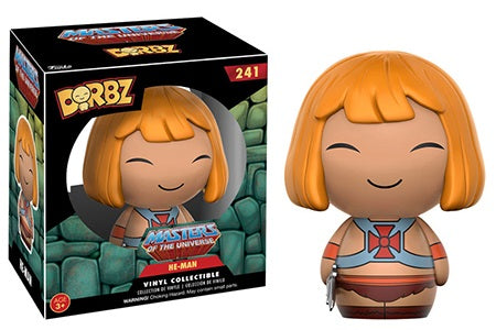 Dorbz He-Man (Masters of the Universe) 241  [Damaged: 7/10]