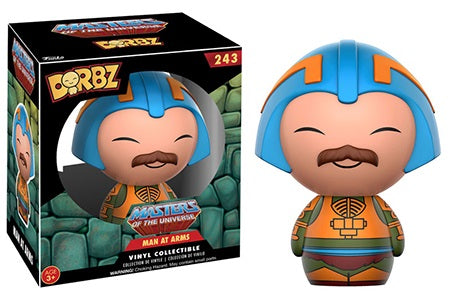 Dorbz Man at Arms (Masters of the Universe) 243