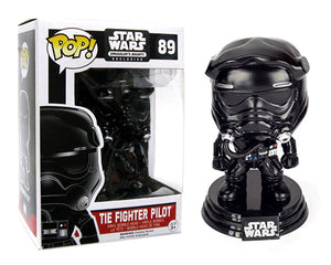 Tie Fighter Pilot 89 - Smuggler's Bounty Exclusive Pop Head