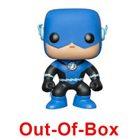 Out-Of-Box Blue Lantern: The Flash 47