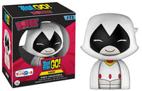 Dorbz Raven (White, Teen Titans Go!) 222 - Toys R Us Exclusive  [Damaged: 7/10]