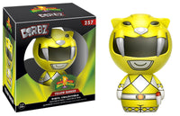 Dorbz Yellow Ranger (Mighty Morphin Power Rangers) 257  [Damaged: 7/10]