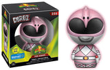 Dorbz Pink Ranger (Glow in the Dark, Mighty Morphin Power Rangers) 256 - Walmart Exclusive