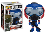 Doom Marine (American Hero, Doom) 90 - Gamestop Exclusive Pop Head