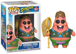 Patrick Star (Spongebob Movie) 917  [Damaged: 7.5/10]